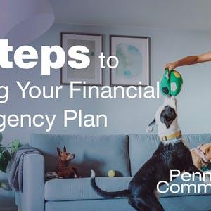 Five steps to building your financial contingency plan.